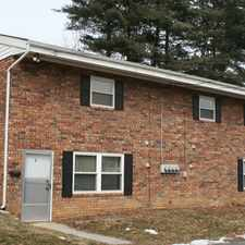 Rental info for 518-520 Houston St in the Blacksburg area