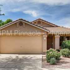 Rental info for 3 bed charm in Surprise