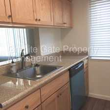 Rental info for Updated Two Bedroom South Davis Unit
