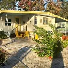 Rental info for Large Single-wide Home Perfect for Entertaining! in the Daytona Beach area