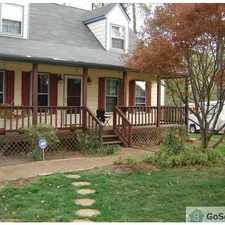 Rental info for 4 Bedroom on a cul-de-sac in Chesterfield with huge yard and play set