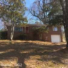 Rental info for 9235 Brookhurst Drive in the Huffman area