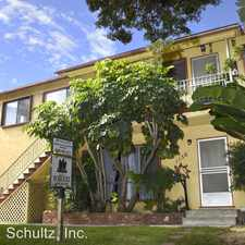 Rental info for 1158 1/2 Huntington Drive in the 91801 area