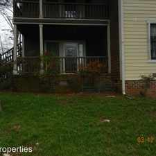 Rental info for 2084 Woodlawn Drive