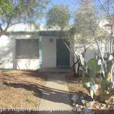 Rental info for 2049 E 6th St #1 in the Tucson area