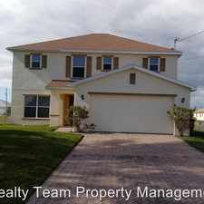 Rental info for 610 NW 37th Ave