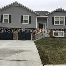 Rental info for Perfect Raymore MO Home; Hot Home Going Fast in the Raymore area