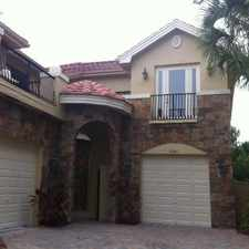Rental info for 10345 Medicis Place