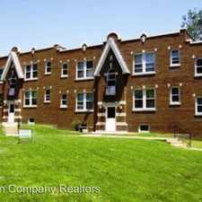 Rental info for 1240-1272 Hawthorne Place in the St. Louis area