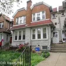 Rental info for 3226 Cottman Ave. in the Mayfair area