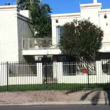 Rental info for 7755 E THOMAS RD 3 in the Scottsdale area