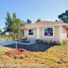 Rental info for 1025 W 31st in the Riviera Beach area