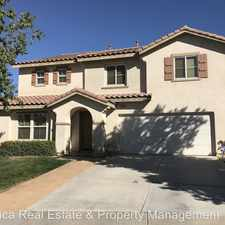 Rental info for 25994 Fuente Ct. in the Perris area
