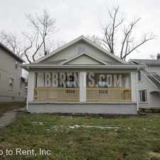 Rental info for 1212 West Fairview Avenue in the Dayton area