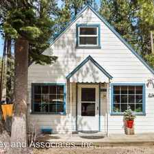 Rental info for 1051 Chonokis in the South Lake Tahoe area