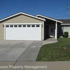 Rental info for 721 Woodhaven Ct. in the Orcutt area