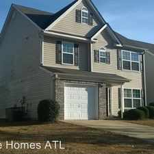 Rental info for 6202 Hickory Lane Circle