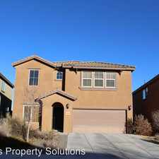 Rental info for 418 Paseo Roja Pl NE