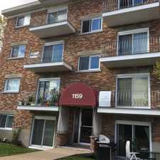 Rental info for 1159 Boulevard Jean-Talon Ouest #1159-7 in the Québec area