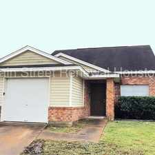 Rental info for 7731 Sign Street in the Houston area