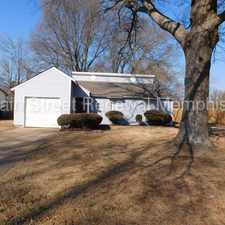 Rental info for 3468 Dawnridge Drive in the Memphis area