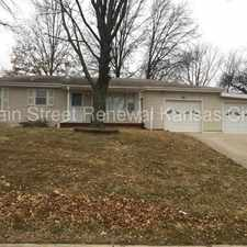 Rental info for Come See Your New Home!!! in the Kansas City area