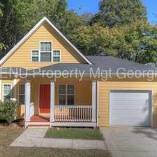 Rental info for Gorgeous 4 BR, 2 BA Single-Family Home is Move-in Ready!!! in the Atlanta area
