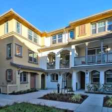 Rental info for $6700 3 bedroom Townhouse in Santa Clara County Sunnyvale in the San Jose area