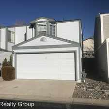 Rental info for 3958 Village Dr in the 89701 area