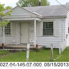 Rental info for 366 Wheatrow in the 44902 area