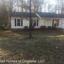 Rental info for 6131 Dwightware Blvd in the Hickory Ridge area