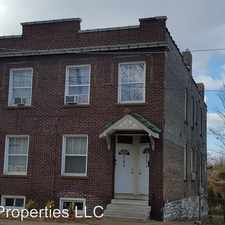 Rental info for 4101-3 Dewey Ave in the St. Louis area