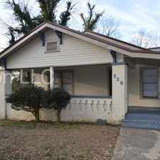 Rental info for Beautiful remodeled house on quiet street in Forestdale! in the Birmingham area