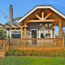 Rental info for Two Bedroom In Portland Northwest in the Arbor Lodge area