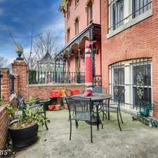 Rental info for 402 M Street Northwest in the Washington D.C. area