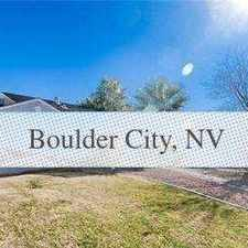Rental info for House For Rent In Boulder City. Parking Available!