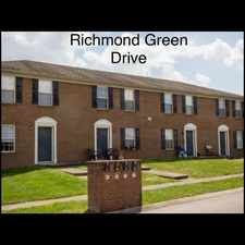 Rental info for 1100 Richmond Green #1 in the Richmond area