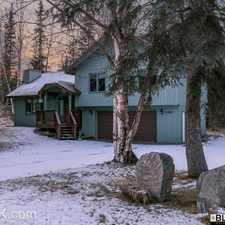 Rental info for 10300 Lone Tree Dr in the Anchorage area