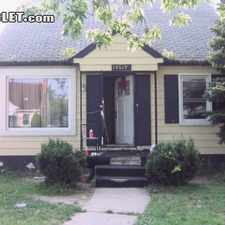 Rental info for Three Bedroom In Detroit Northwest in the Detroit area