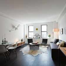 Rental info for 666 West End Avenue