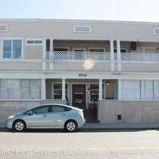Rental info for 1814 Pacific Ave in the Los Angeles area