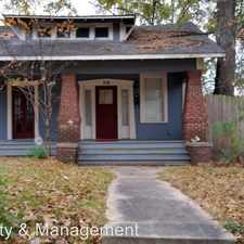 Rental info for 319 Rutherford Street in the 71105 area