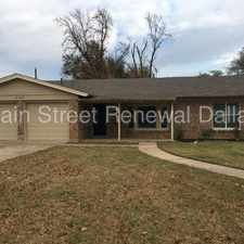 Rental info for HOME IS AVAILABLE FOR IMMEDIATE MOVE IN in the Fort Worth area