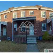 Rental info for Love this building! Love this location! Amazing Stuff in Cool Area in the Baltimore area
