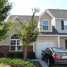 Rental info for 11320 Morgan Valley LN in the Charlotte area