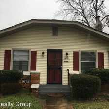Rental info for 1672 Fulton Ave SW in the Birmingham area