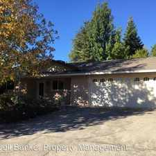 Rental info for 3540 Riverview Drive in the Redding area