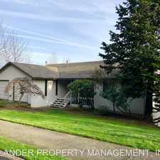 Rental info for 4257 IMPERIAL DR in the Oregon City area
