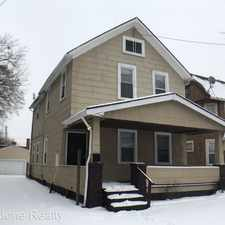 Rental info for 3191 W. 44th St. in the 44102 area