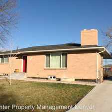 Rental info for 6188 Brentwood St in the Arvada area